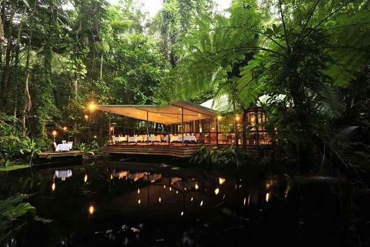 Daintree Eco Lodge & Spa, Queensland, Australia !!!