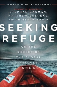 Seeking Refuge: A new book by 3 Christian leaders explaining the refugee crisis from a religious perspective.