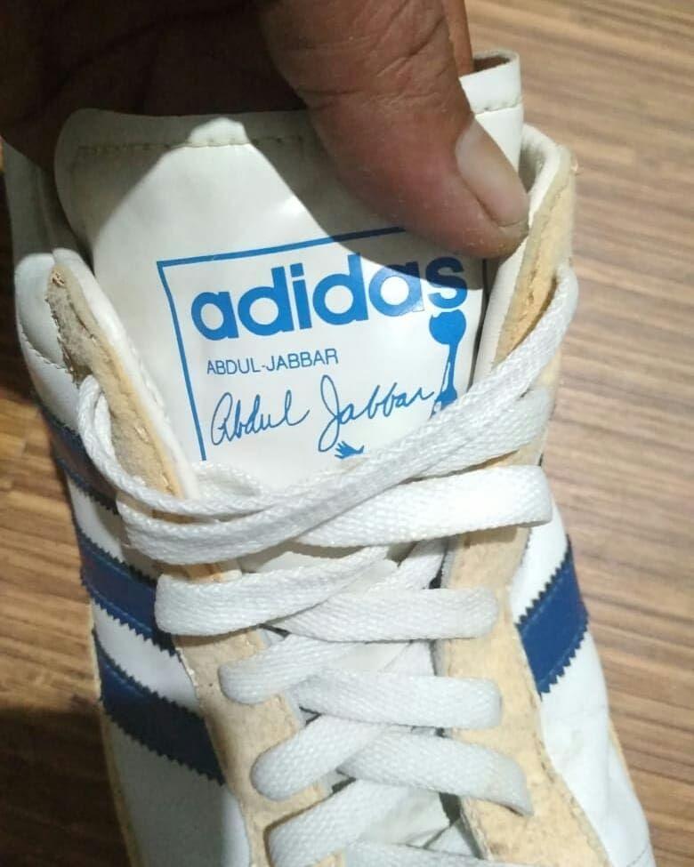 Adidas Abdul Jabbar Original Idr Sold Out Cod Size 43 1