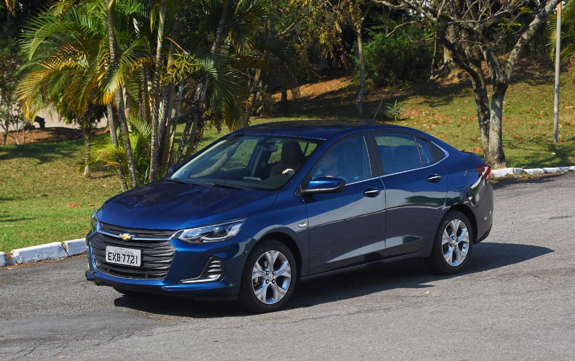 Chevrolet Onix Plus Premier Novo Seda Traz Motor 1 0 Turbo E Bom Conteudo Em 2020 General Motors Onix Motor