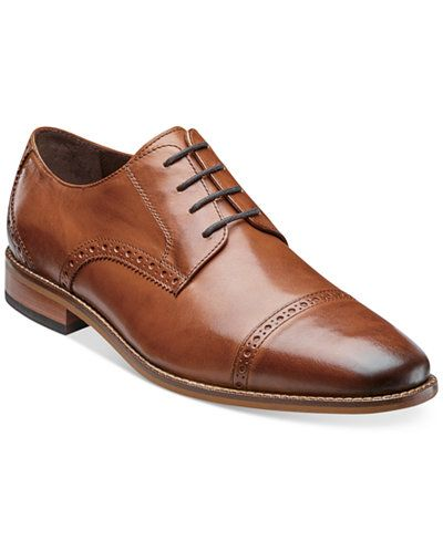 Dapper · Florsheim Castellano Cap-Toe Oxfords - Shoes - Men ...