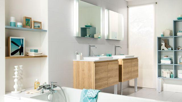 Meuble salle de bain  des modèles tendance - schmidt salle de bain