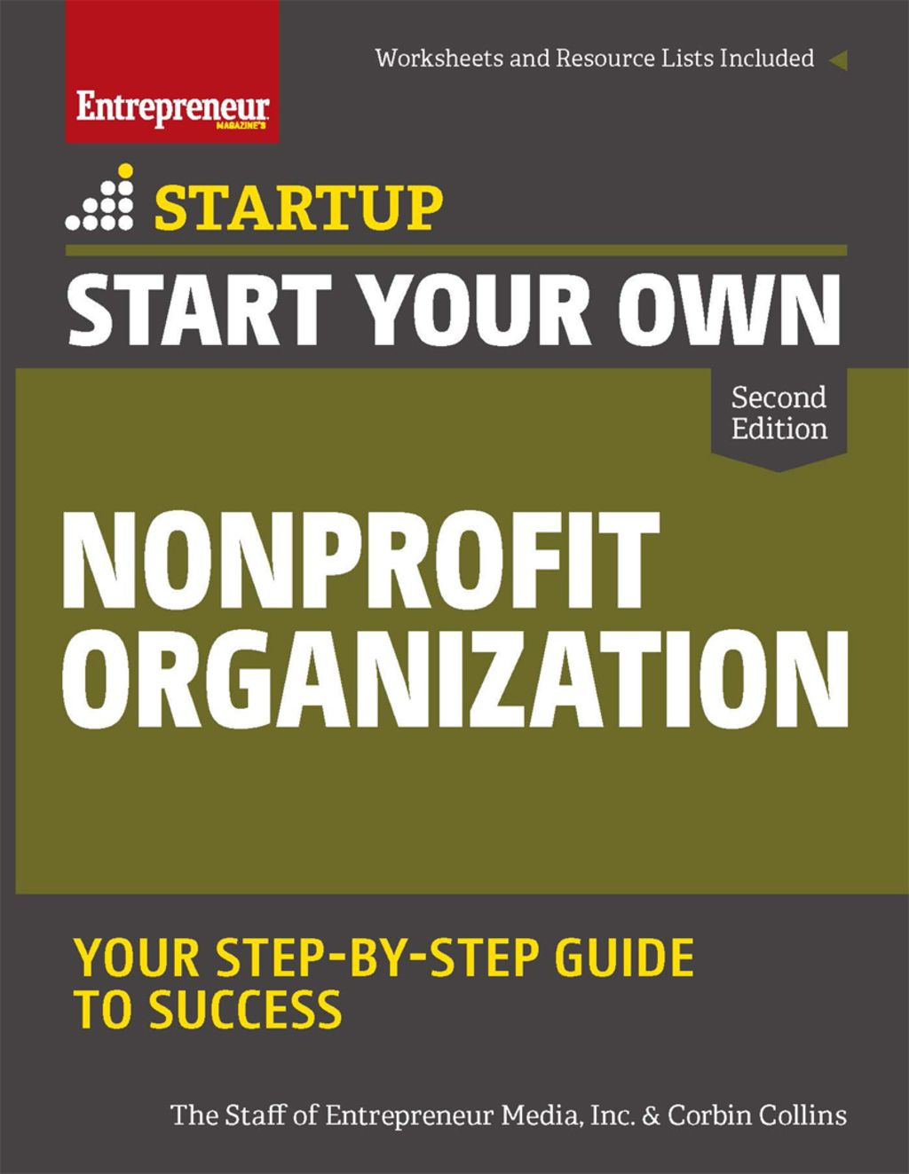 Start Your Own Nonprofit Organization Ebook Non Profit