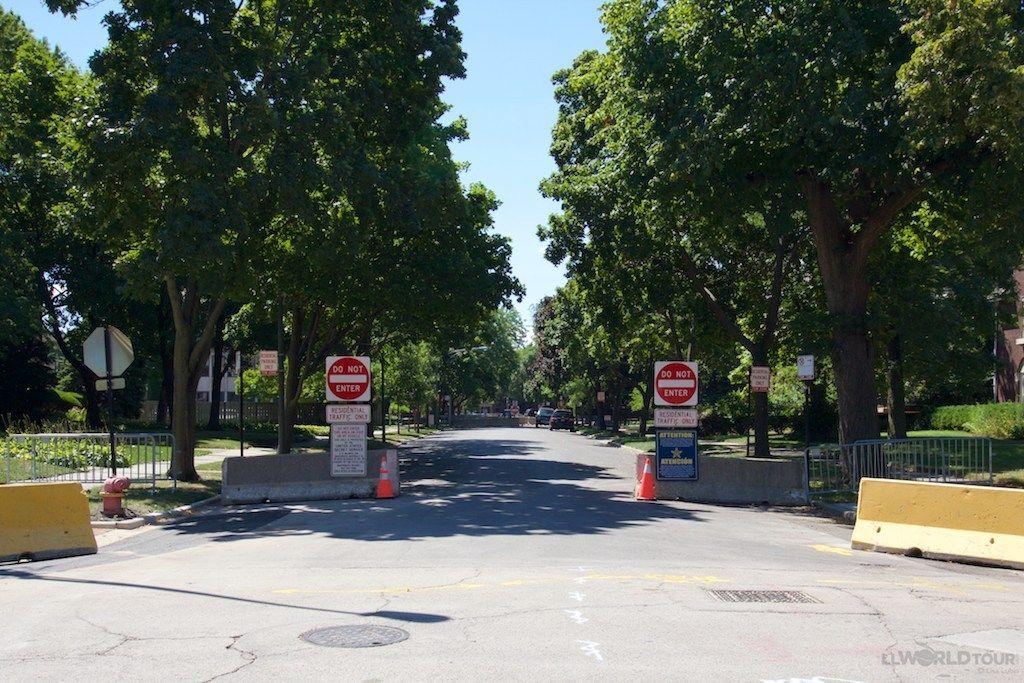 Chicago block by block kenwood barack obama house