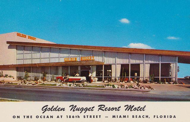 Resort Motel Miami Beach Florida