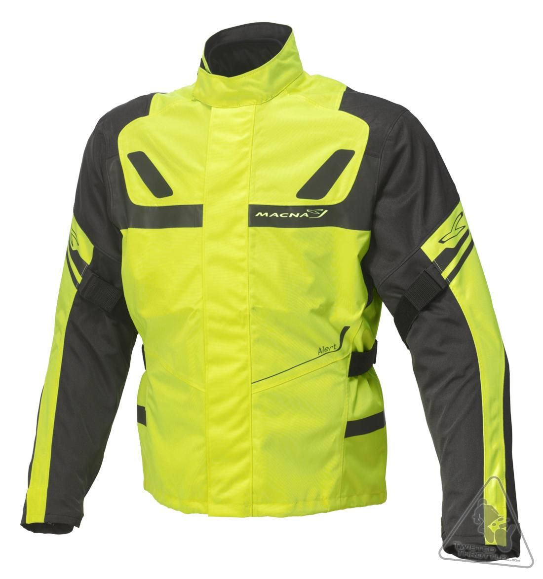 Motorcycle Macna Men's Rain Alert Waterproof Softshell KFJ1cl