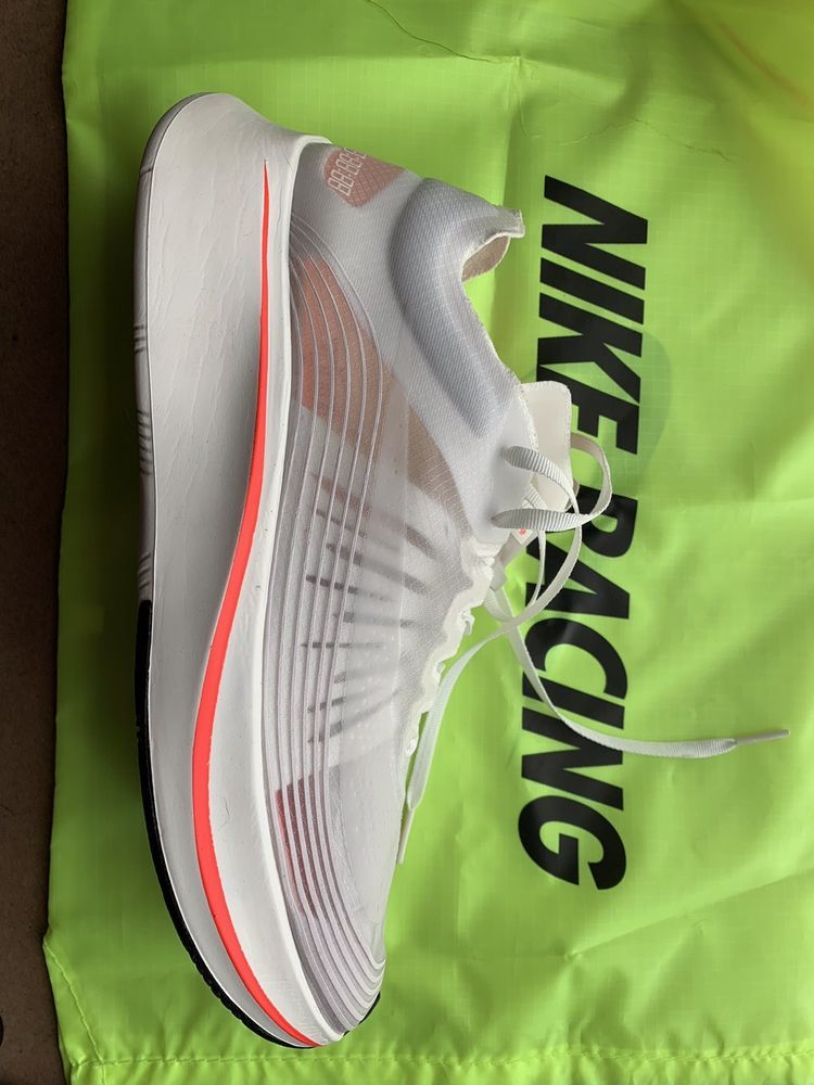 d7ec98f5d8358 Nike Zoom Fly SP Breaking 2 Running Shoes Mens Size 10.5 #fashion ...