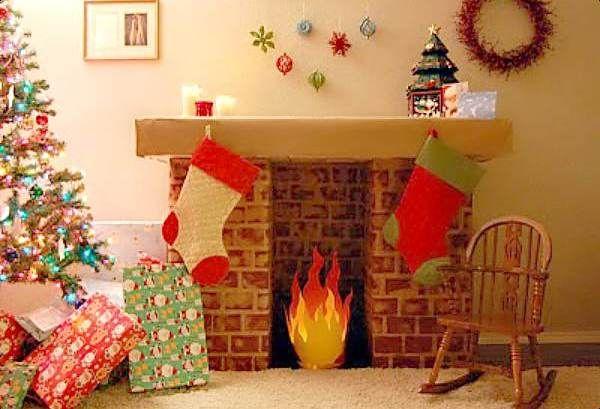 Costruire Regali Di Natale.Decorazioni Di Natale Come Costruire Un Bellissimo Camino