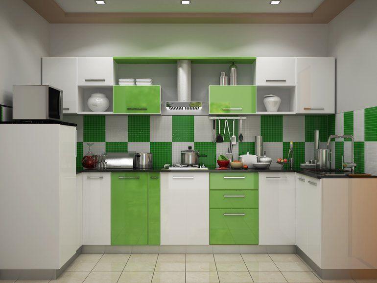 Heron Novel U-Shaped Kitchen   A kitchen that looks good and works ...