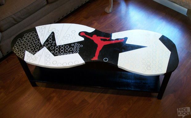Najarian Nba Youth Bedroom In A Box: Dope Coffee Table