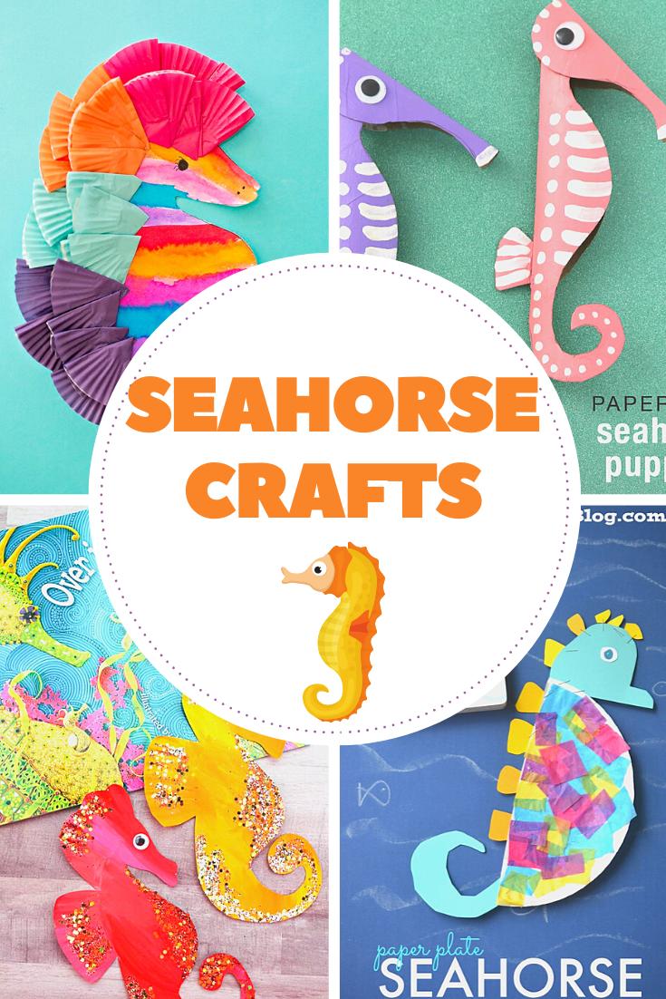 Sensational Seahorse Crafts For Preschoolers To Make Seahorse Crafts Preschool Crafts Ocean Theme Preschool [ 1102 x 735 Pixel ]