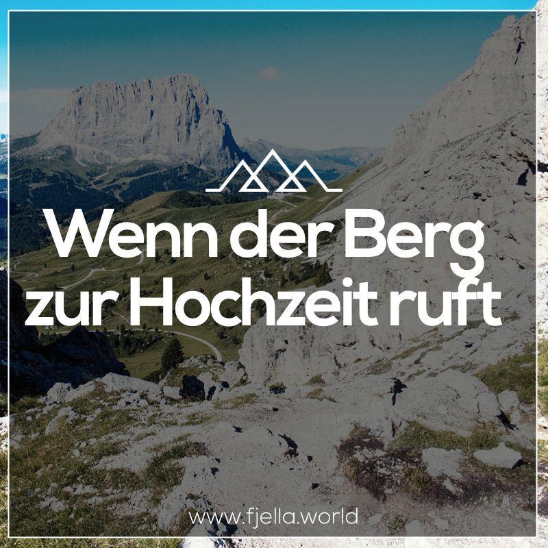 Heiraten In Den Bergen 42 Ideen Fur Eure Berghochzeit Fjella