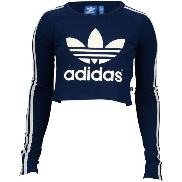 adidas bluza crop top