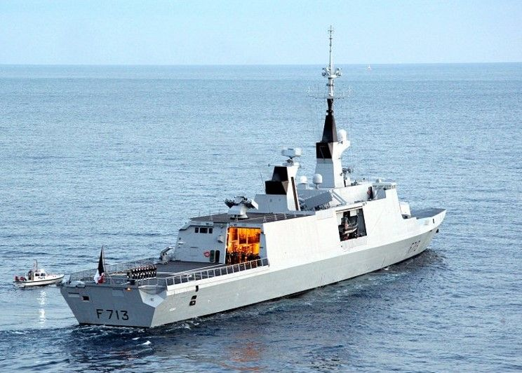 french navy frigate aconit