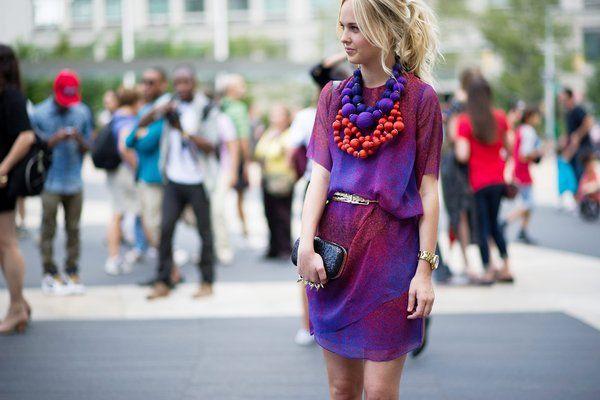 Street Style, NYFW Spring 2013