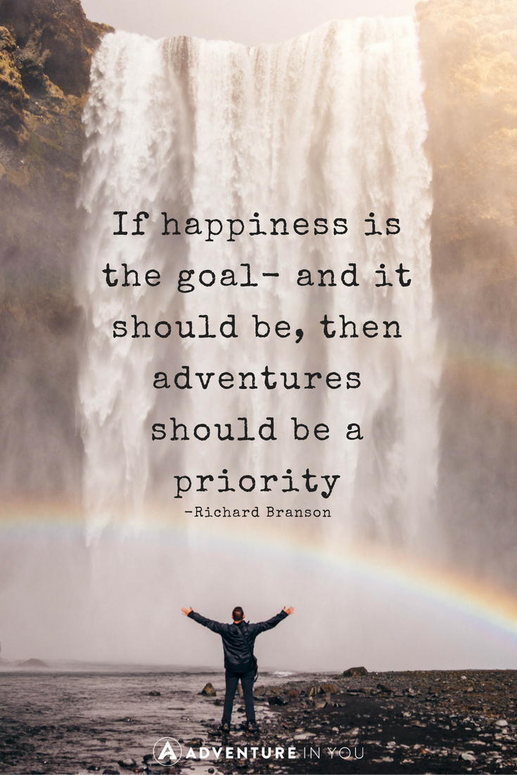 Wisdom Quotes About Life And Happiness 20 Most Inspiring Adventure Quotes Of All Time  Inspirational
