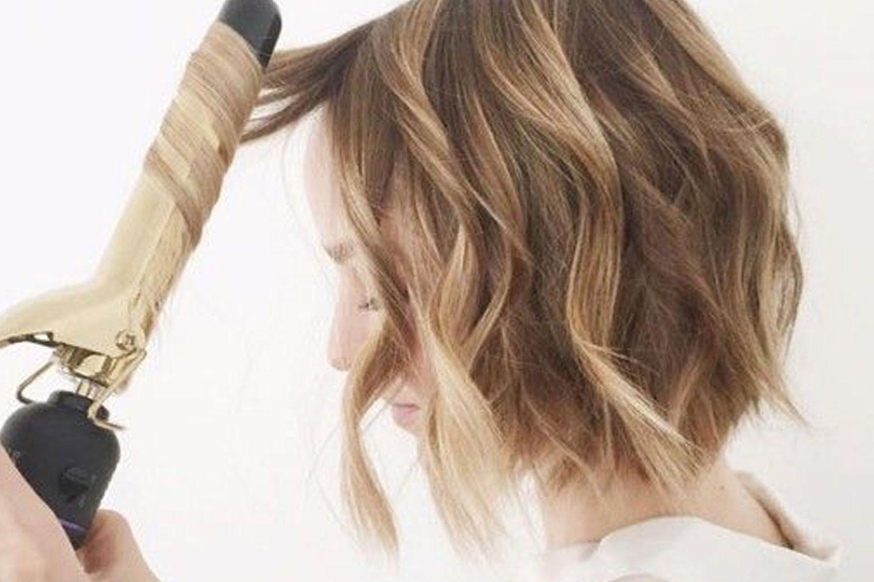 укладка утюжком на средние волосы фото трудом вспоминаю