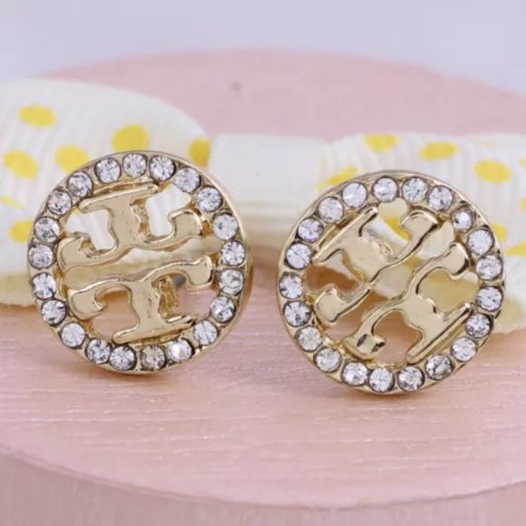 Fashion Earrings 9K Gold Filled FashionEarrings Oo Accessories