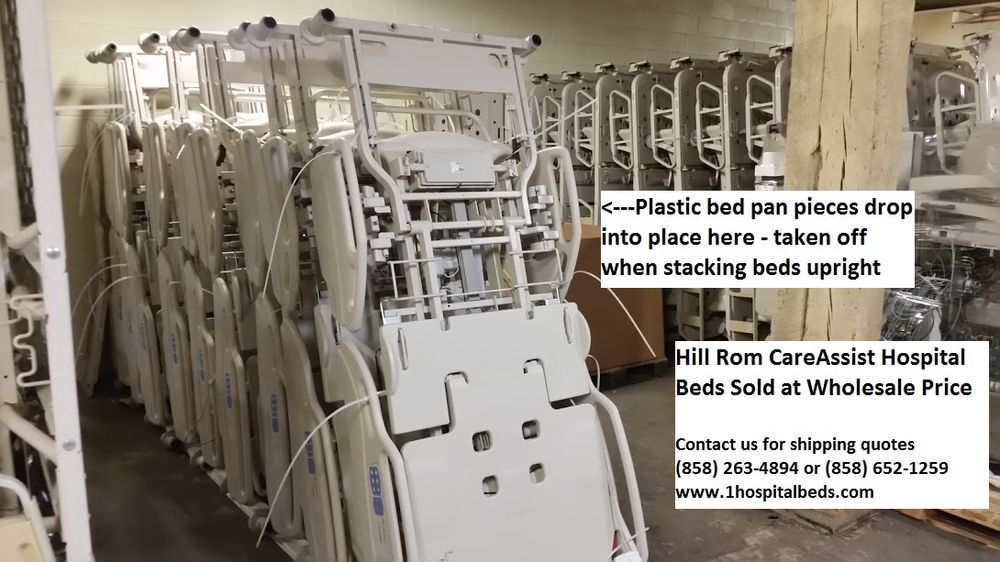 Details about (5) Hill Rom CareAssist Hospital Beds