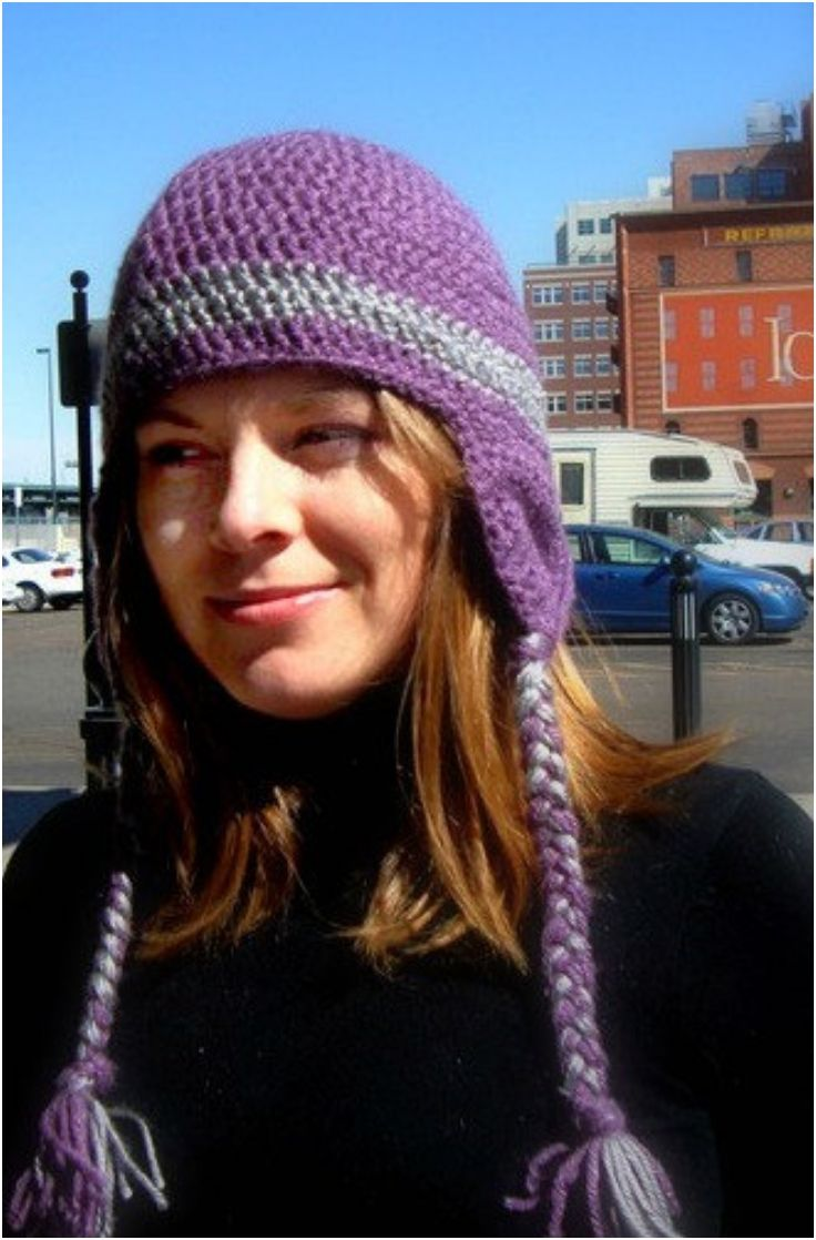 a32009ed4be Top 10 Fashionable DIY Hats And Caps (Free Crocheting Patterns ...