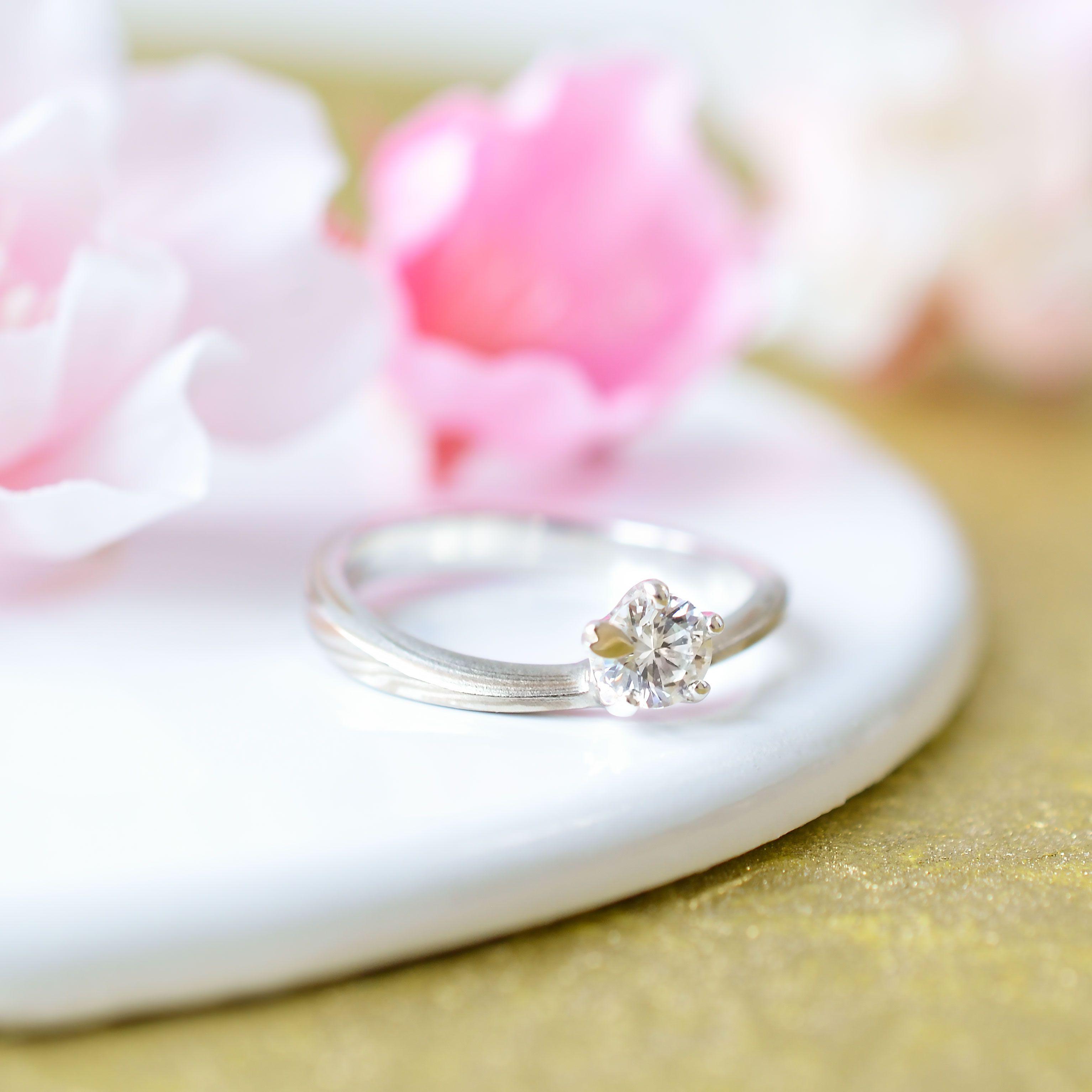 Mokumeganeya Engagement Ring [Koi-Kaze]   Engagement ring ...