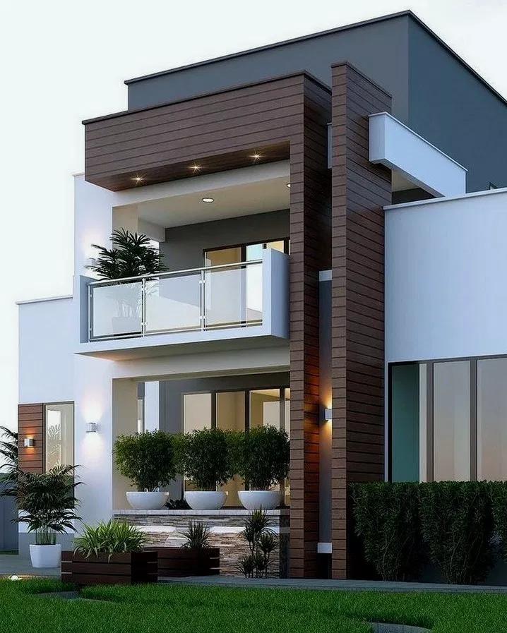 40 Dream House Architecture Housedesign Houseideas Housedecor Home Garden Design House Front Design Small House Design Facade House