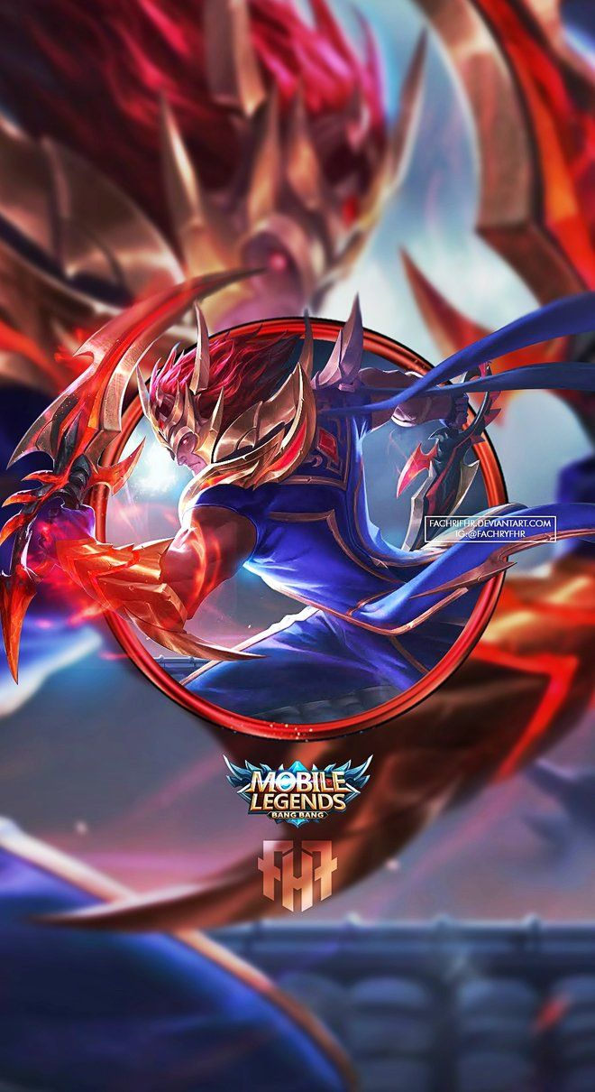 Wallpaper Phone Martis Tyrant By Fachrifhr Mobile Legends Bang