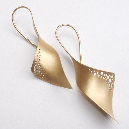Anna Schmid Goldsmith And Designer Creates Designs In Her Studio The Old