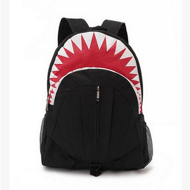 Top 3D Sea Animals School Bags For Boys Kindergarten Baby Shark Horse Print  Schoolbag Children Backpack Kids Mochila Infantil a0459aac5962f