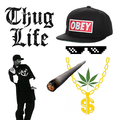 Thug Life Thug life t shirts, Thug life, Life