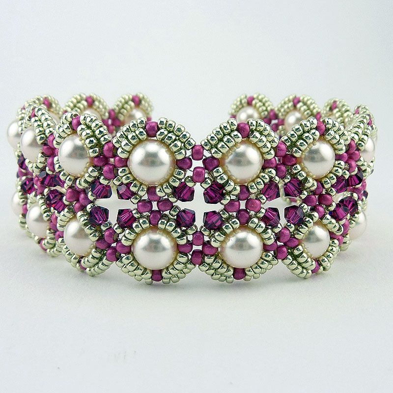 Bead and Glass Boutique Presents: Maya Bracelet - Bead&Button Show