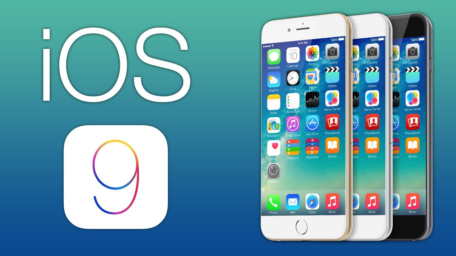 Apple iOS 9   TechSmart News & Reviews   New iphone features, Iphone