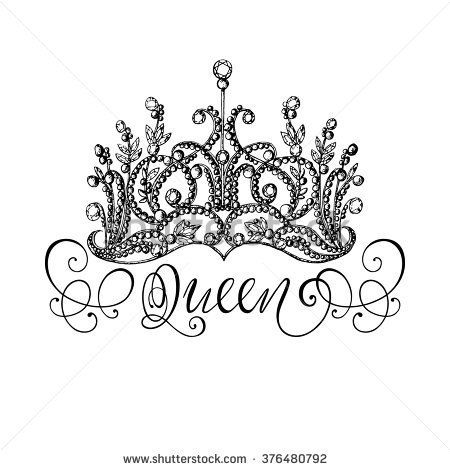 Image Result For Kings Crown Vs Queens Crown Tattoo Pinterest
