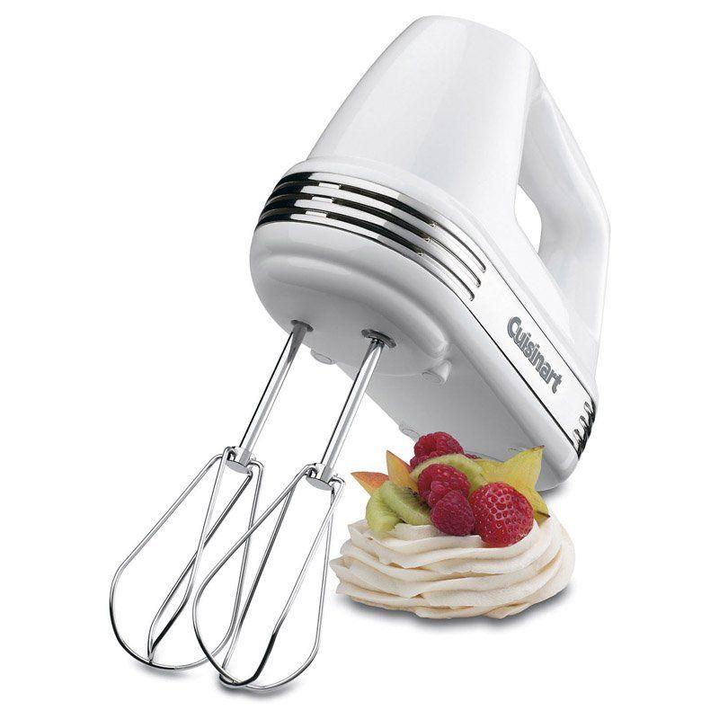 Cuisinart HM-70 Power Advantage 7 Speed Hand Mixer