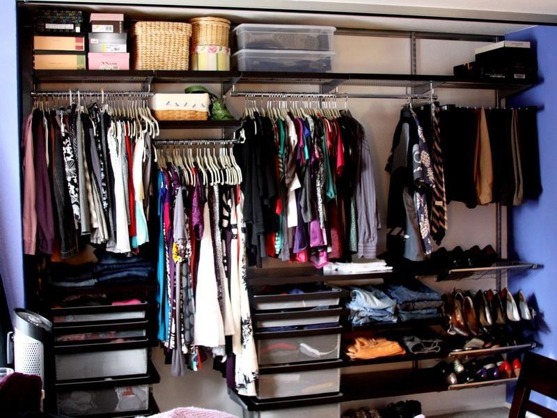 Bedroom : Modern Elfa Closet System Elfa Closet System: Good Choice For Closet  Organizer Ways To Organize Your Closetu201a Closet Organizers Ikeau201a Organized  ...