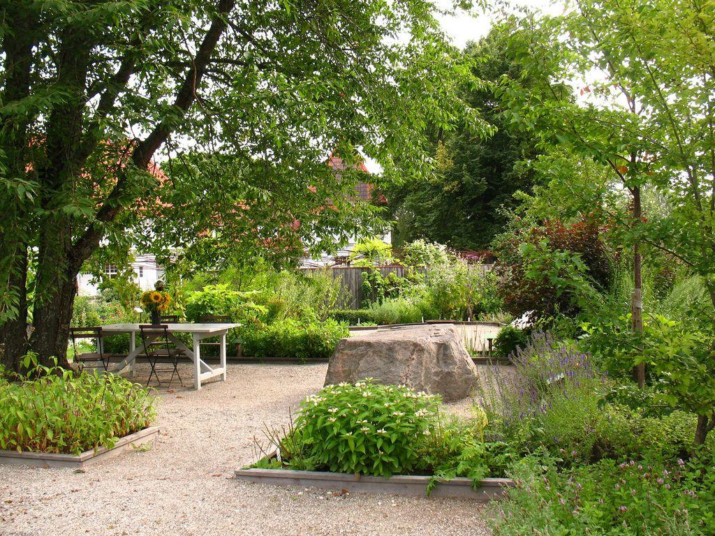 The Herbal Garden Outdoor Landscaping Garden Urban Garden