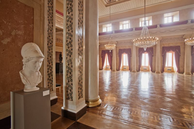Stadtschloss Weimar, Festsaal