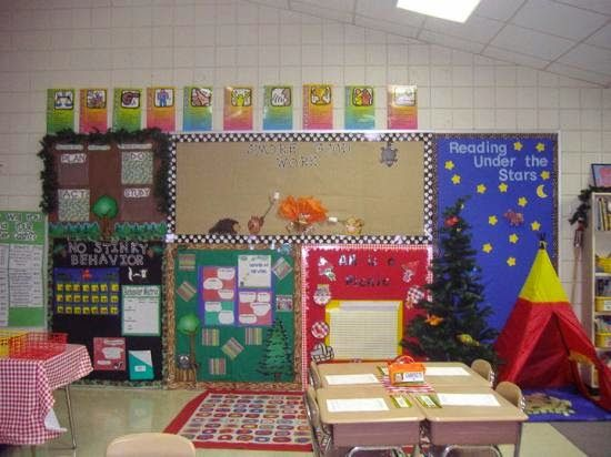 Elementary Classrooms Themes : Middle school classroom decorating ideas elementary