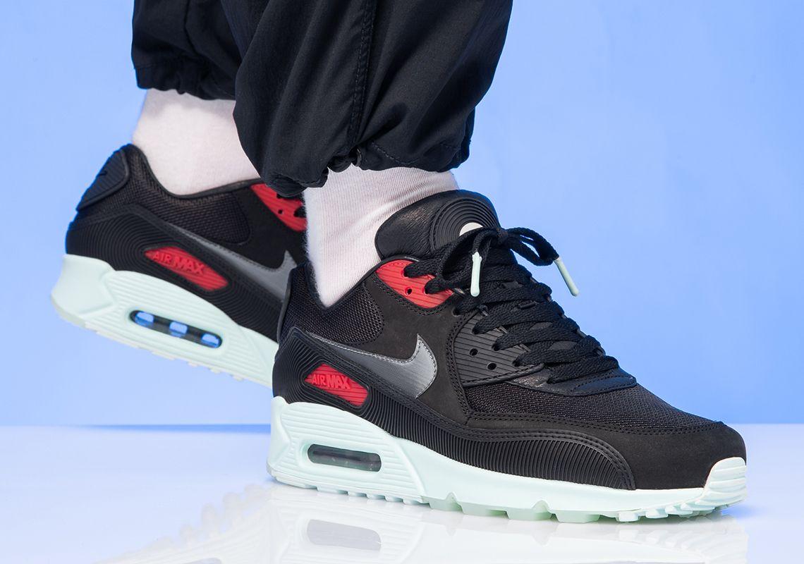 Nike Air Max 90 Vinyl CK0902-001 Release Date   SneakerNews.com ...