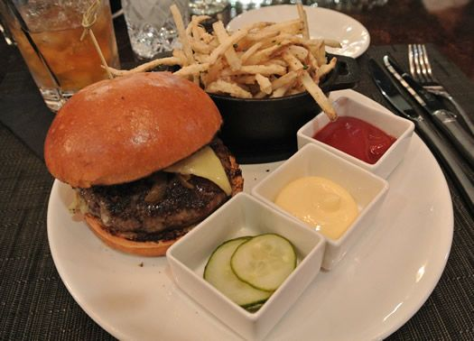 The Burger At 15 Church All Over Albany Burger Restaurant Dishes Food