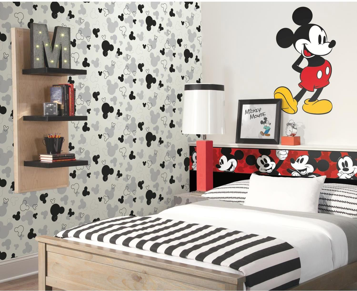 Disney Mickey Mouse Wall Mural
