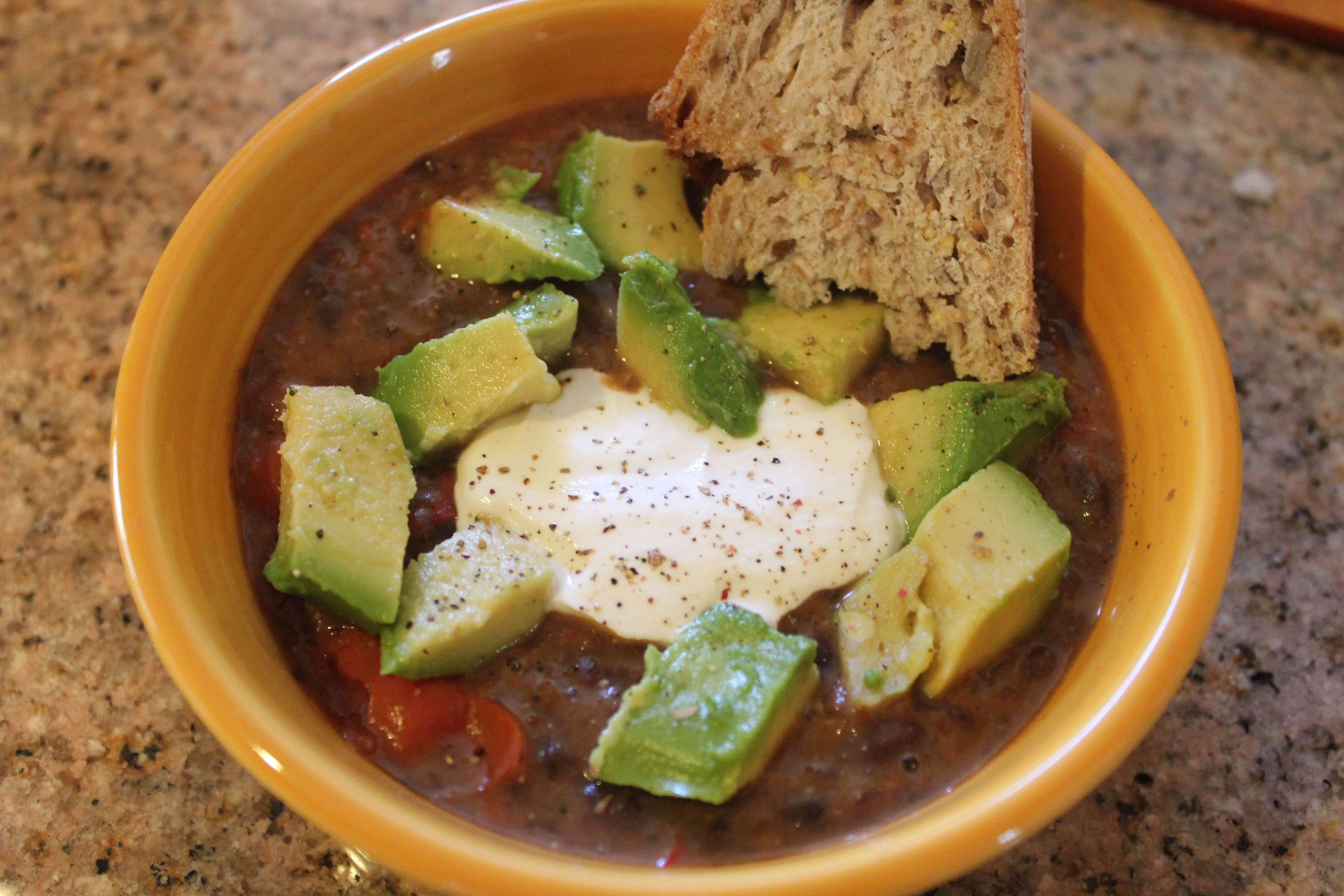 Costa rica black bean soup recipe once of the classic food of costa rica black bean soup recipe once of the classic food of costa rica this forumfinder Choice Image