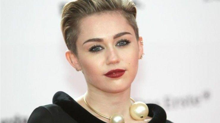 Miley Cyrus ist MTV-Künstlerin des Jahres (Foto: Michael Kappeler) Mehr dazu auf www.noz.de/artikel/434937