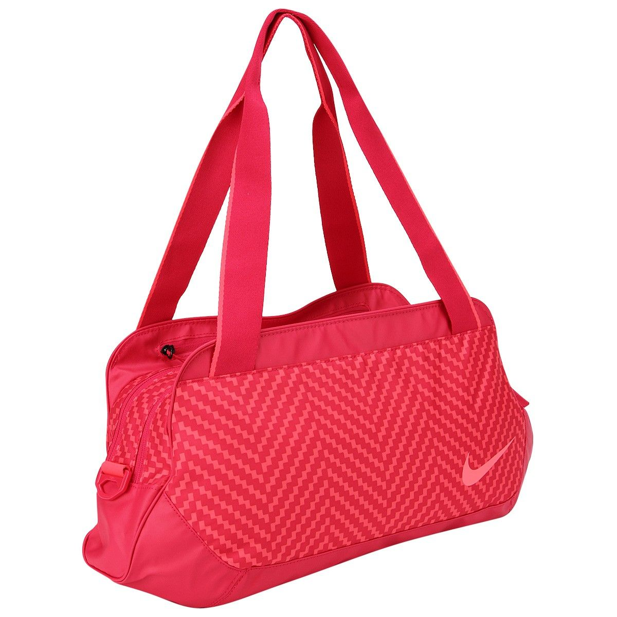ce251cea54927 Bolsa Nike C72 Legend 2.0 S   Treino e Corrida - Vermelho e Pink   nike