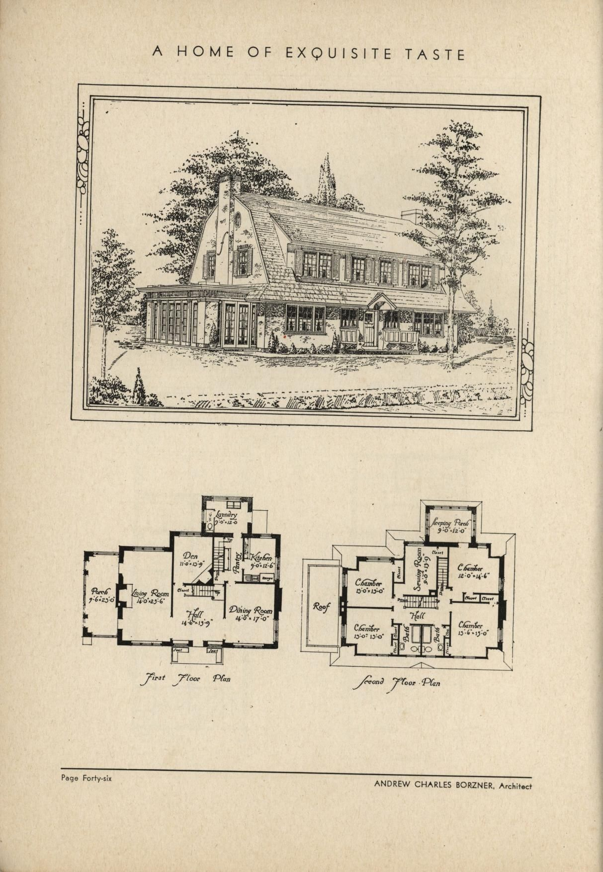 The book of beautiful homes Andrew C Borzner Free Download Borrow and Streaming Internet Archive
