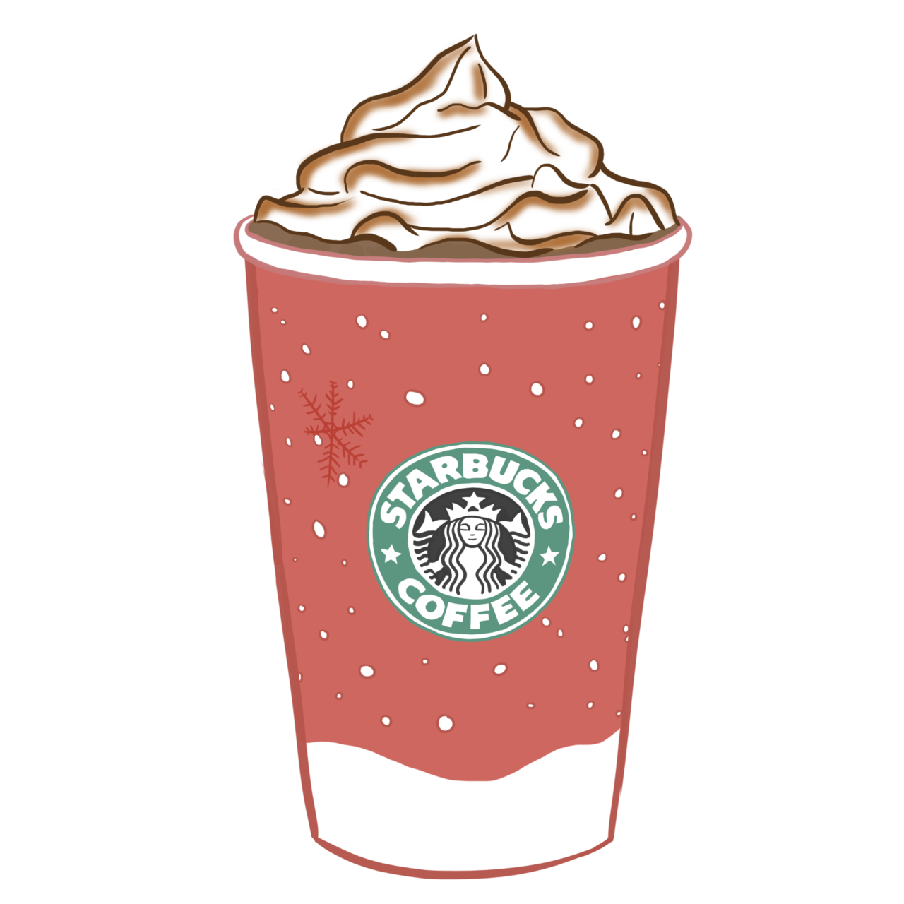 Tumblr Transparent Starbucks Pink | www.pixshark.com ...