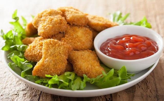 Nugget Ayam Wortel Di 2020 Resep Dada Ayam Resep Ayam Lauk Makan Malam