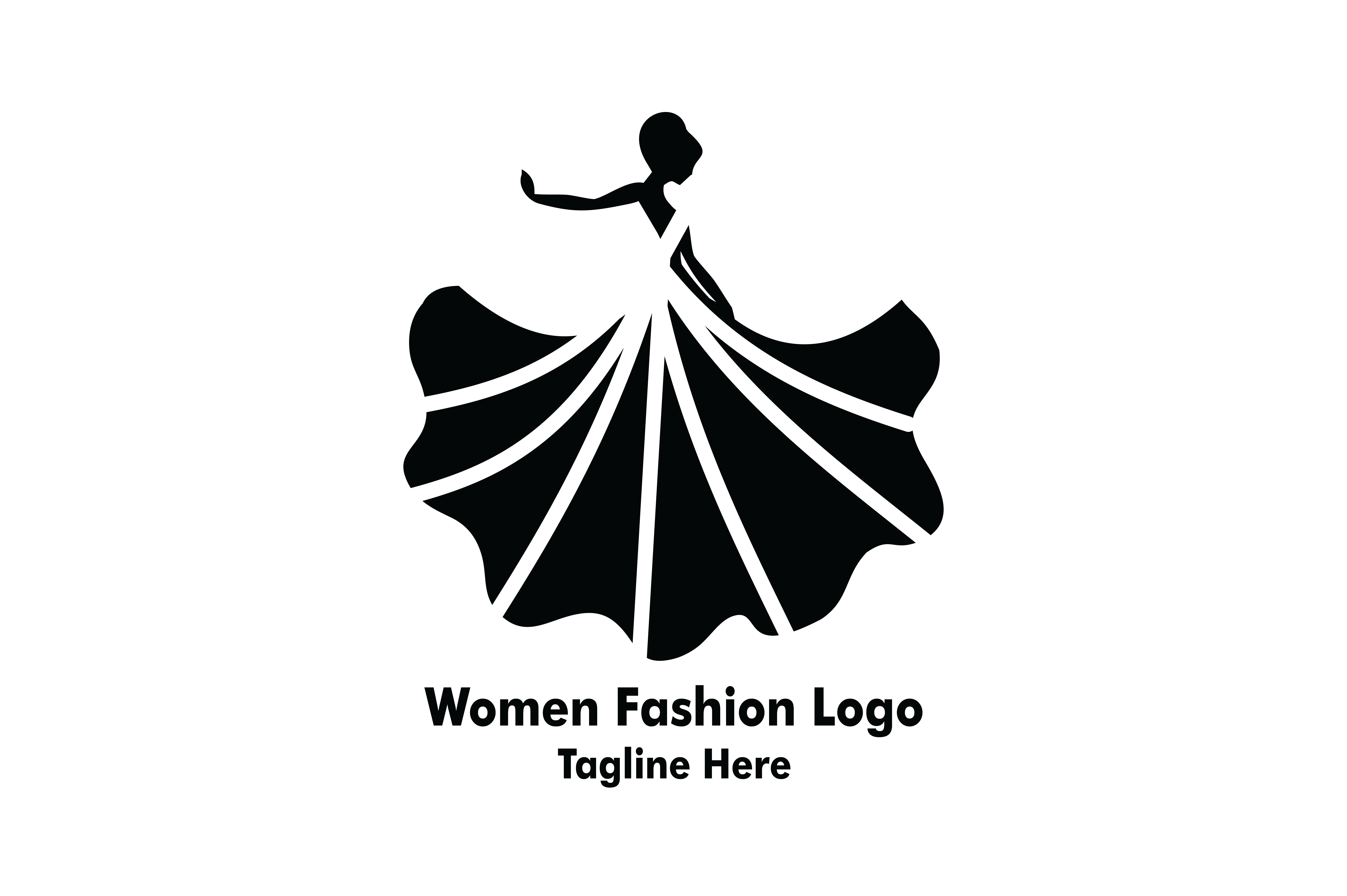 Women Beauty Fashion Logo Graphic By Yuhana Purwanti Creative Fabrica In 2020 Fashion Logo Fashion Logo Design Logo Illustration