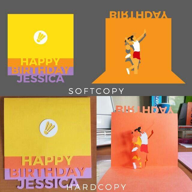 Badminton card ) Sport Pinterest Badminton - küchenlösungen für kleine küchen