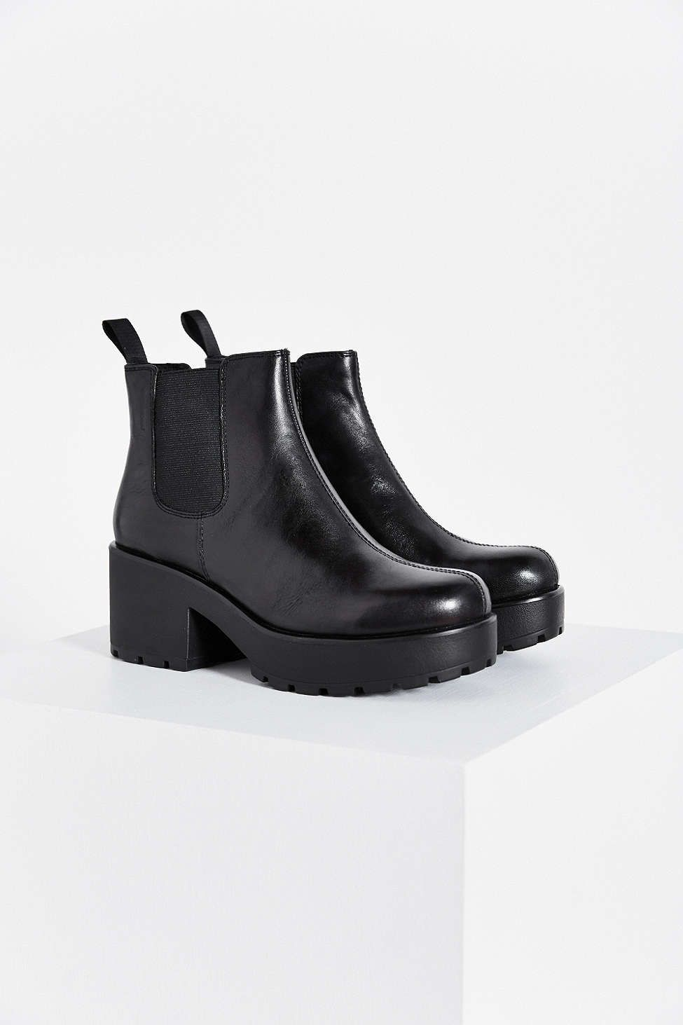 c168079d09a9 click image to get this! x Vagabond Boots, Boots Talon, Chunky Boots,